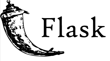 The Flask logo